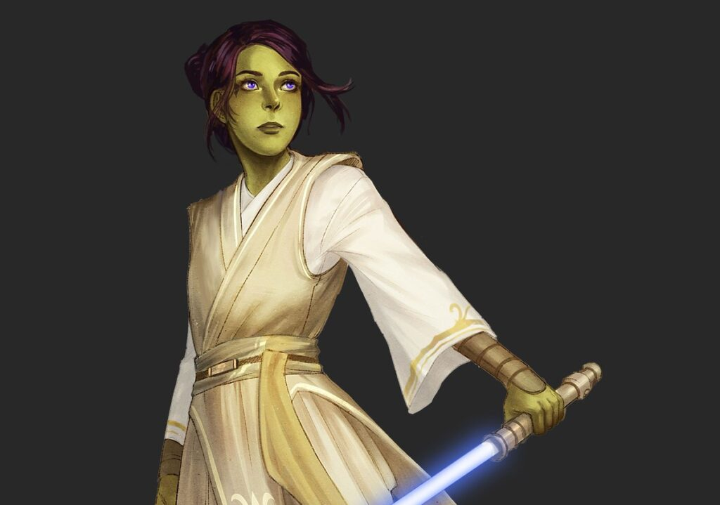 Jedi novos em 'Star Wars: The High Republic' 28