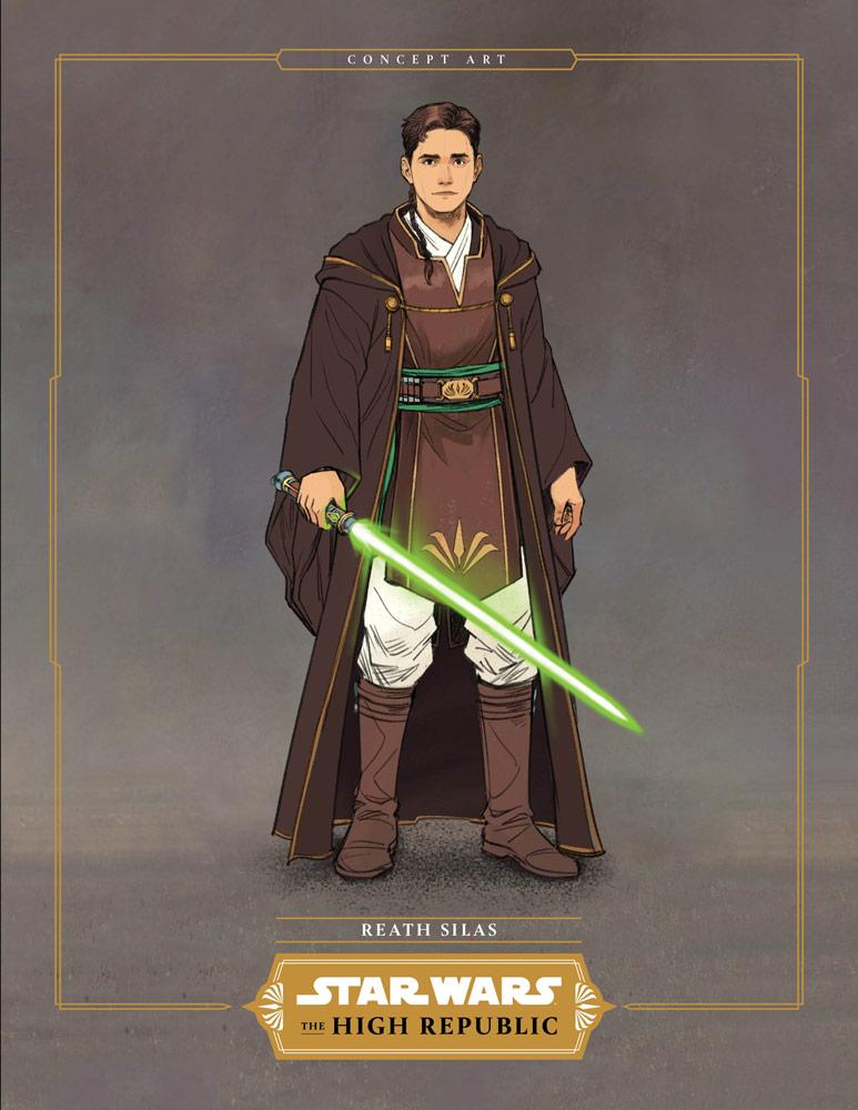 Jedi novos em 'Star Wars: The High Republic' 31