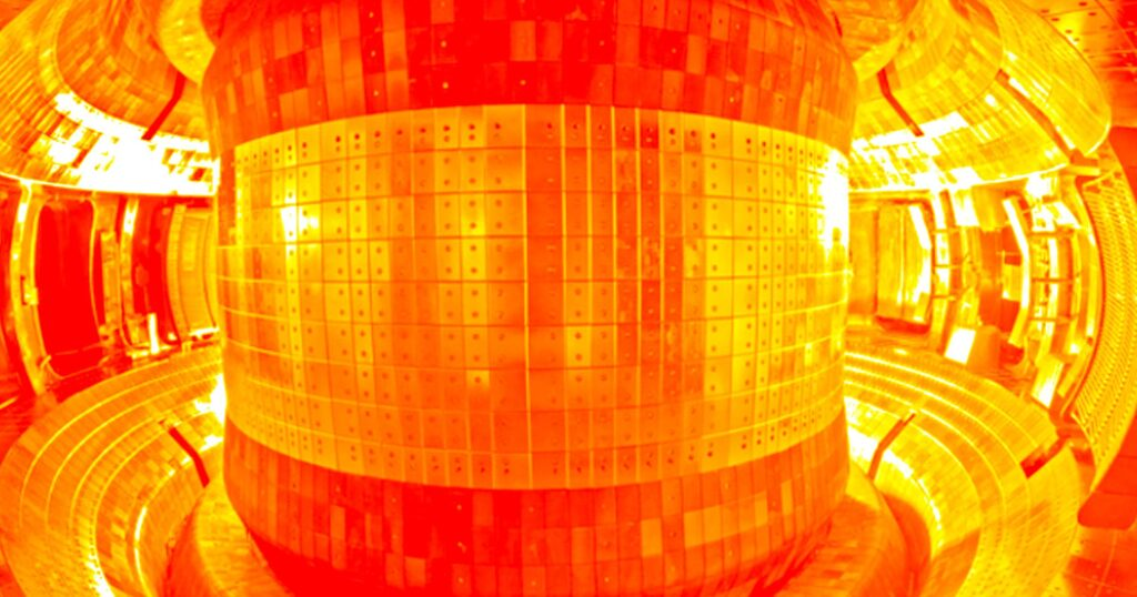 Tokamak e o Sol Artificial 11