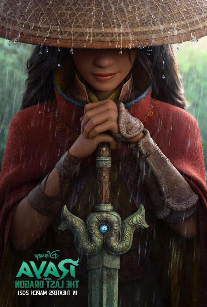 'Raya' da Disney oferece um tipo diferente de dragão cinematográfico 15