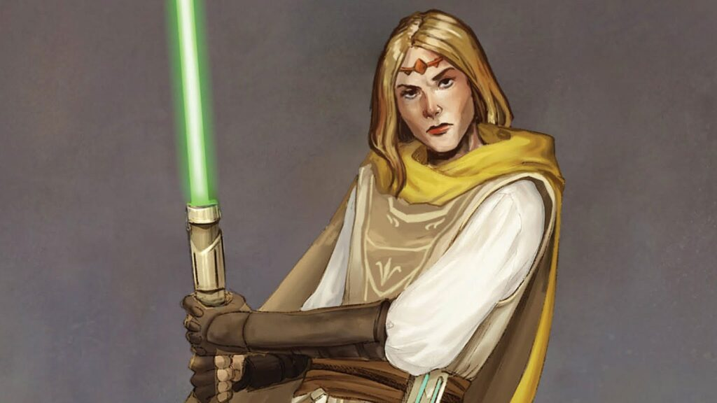Jedi novos em 'Star Wars: The High Republic' 24