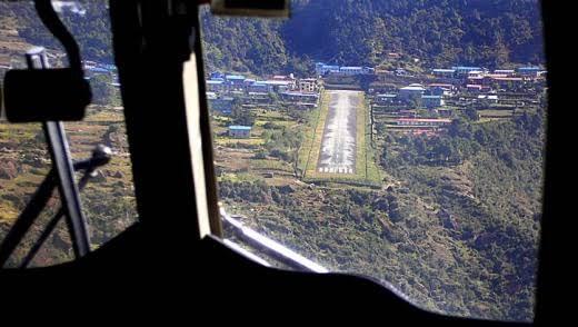 Lukla: Pousando no Aeroporto mais perigoso 10