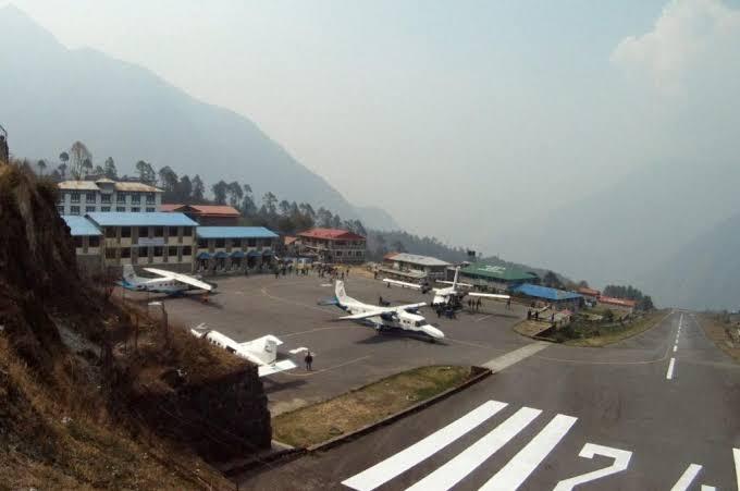 Lukla: Pousando no Aeroporto mais perigoso 12