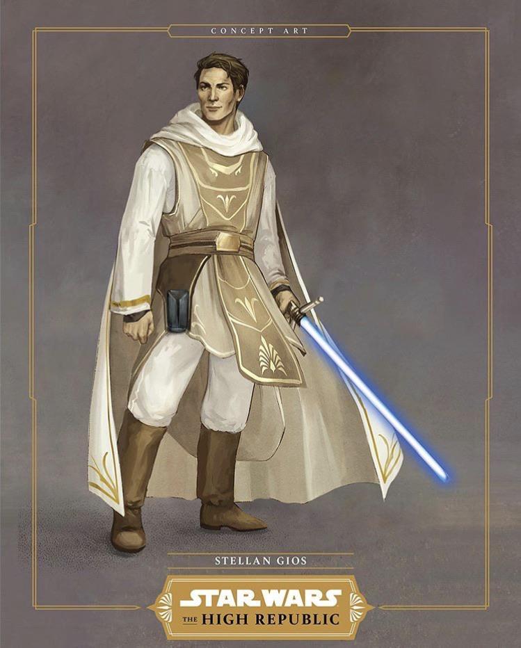 Jedi novos em 'Star Wars: The High Republic' 26