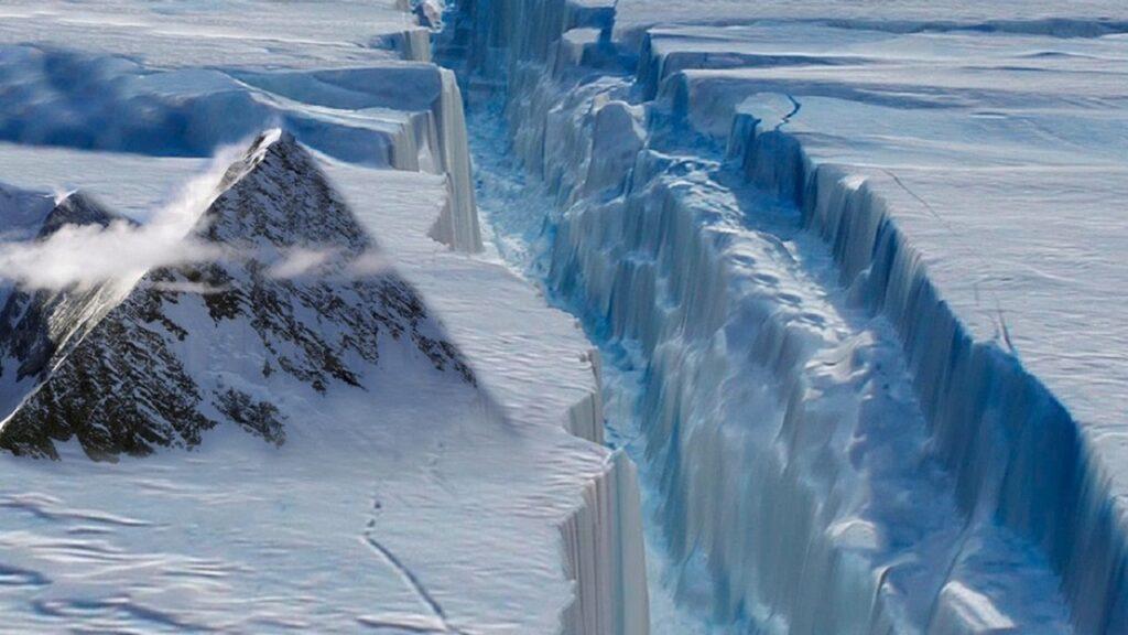 Inexplorados: 10 regiões magníficos no Mundo 33