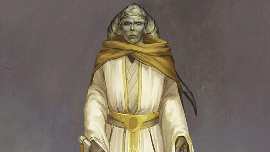 Jedi novos em 'Star Wars: The High Republic' 25