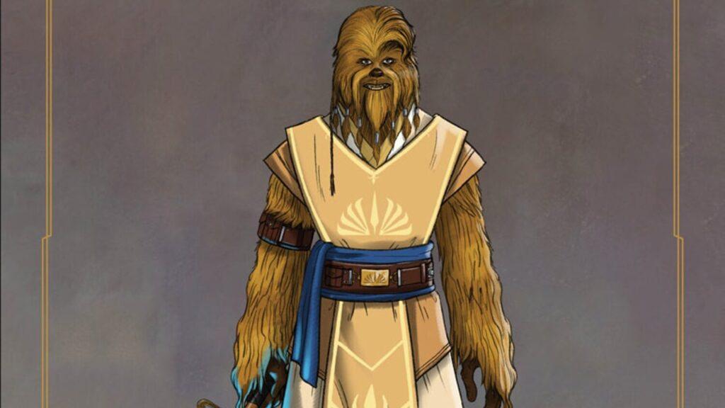 Jedi novos em 'Star Wars: The High Republic' 33