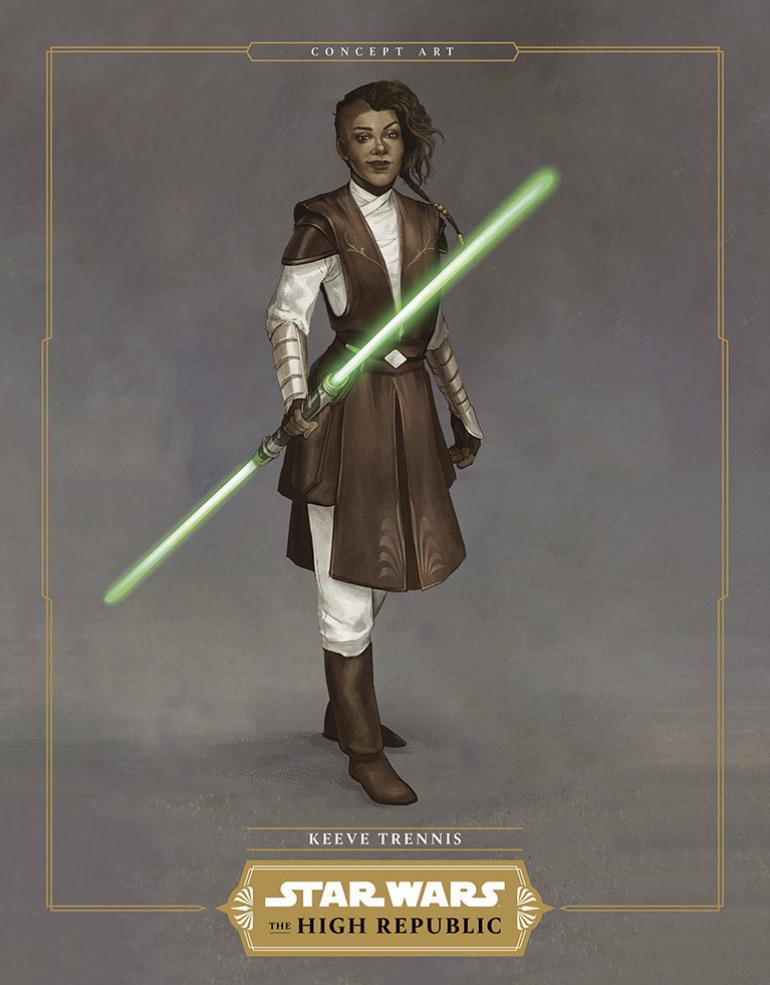 Jedi novos em 'Star Wars: The High Republic' 29
