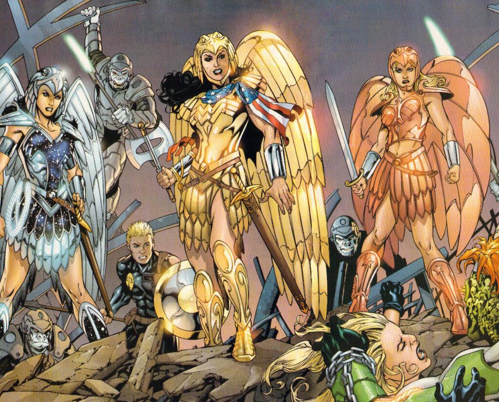 Mulher Maravilha: O que a heroína da DC realmente fazia na década de 1980 17