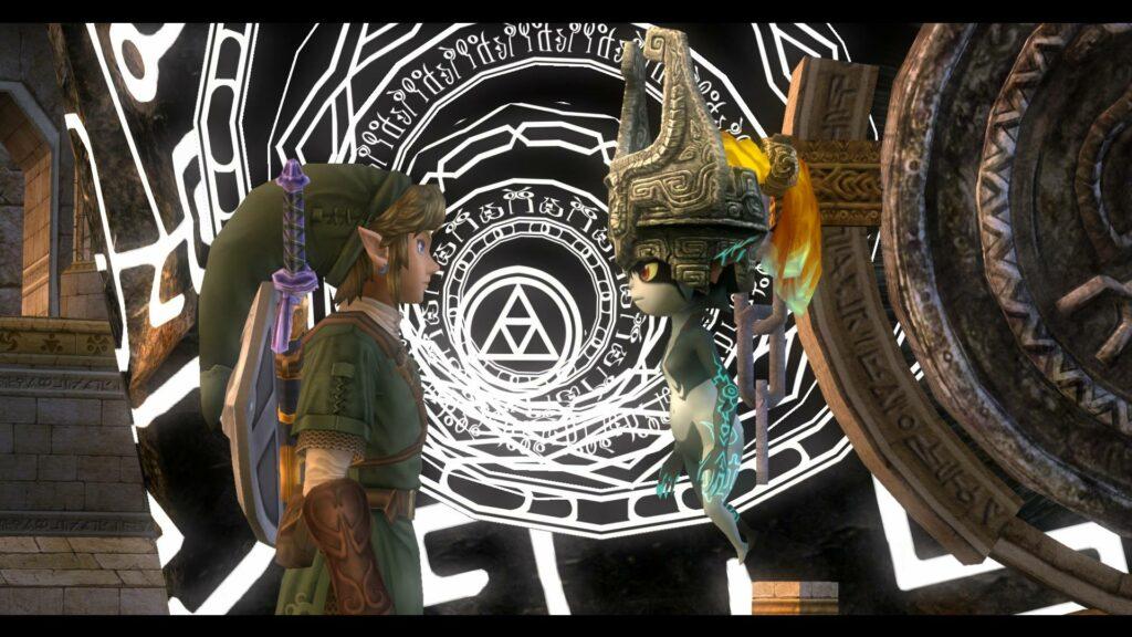 Link: A história dos companheiros em Legend of Allies 35
