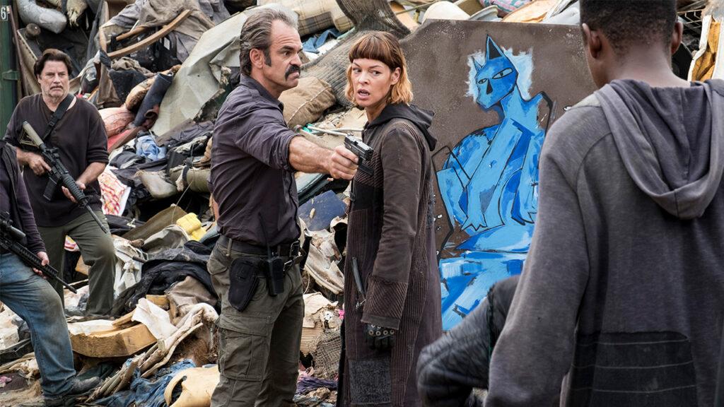 Negan : Redenção; O grande mal de De The Walking Dead, um herói simpático 24