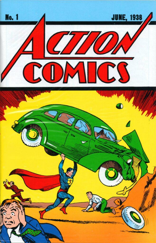 Superman e Lois: uma história romântica na página e na tela 8