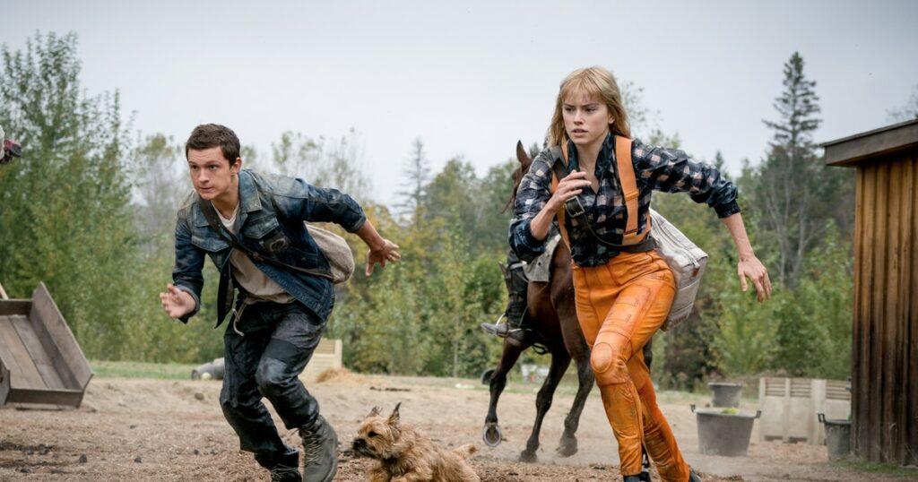 'Chaos Walking': Daisy Ridley sabe exatamente o que Tom Holland está pensando no clipe 2