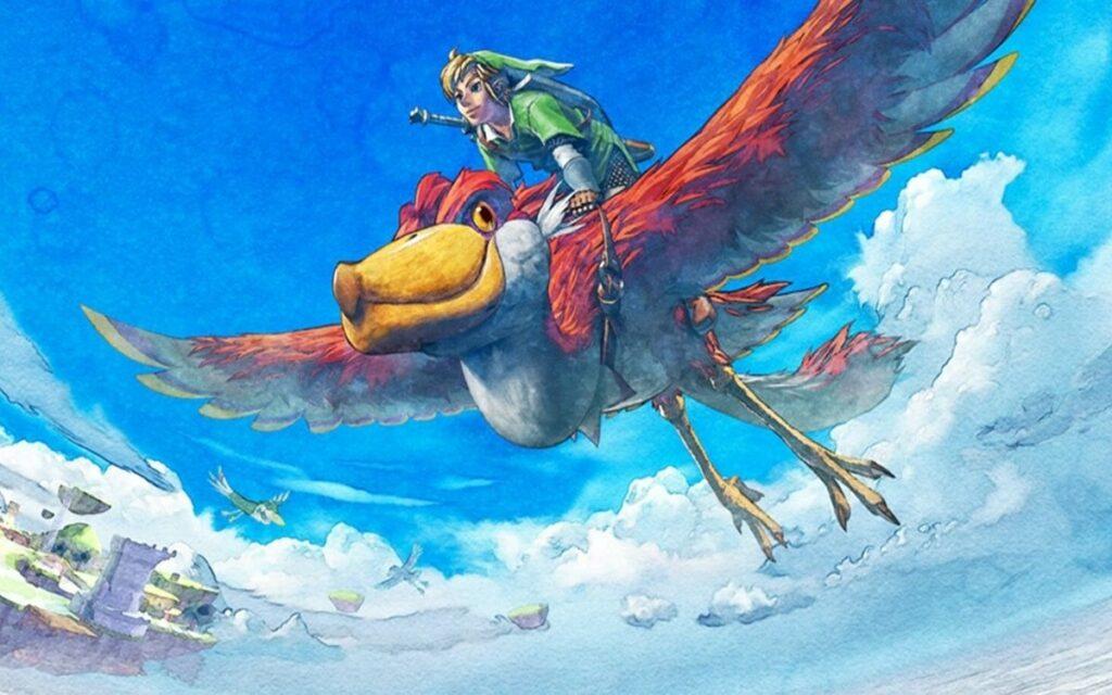 Link: A história dos companheiros em Legend of Allies 39