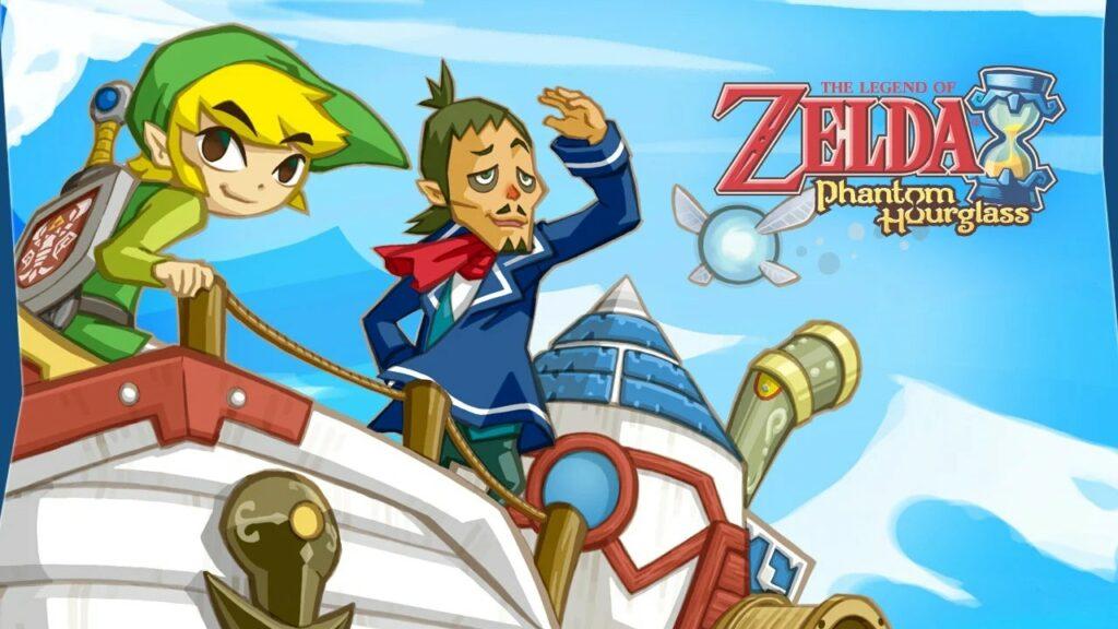 Link: A história dos companheiros em Legend of Allies 36