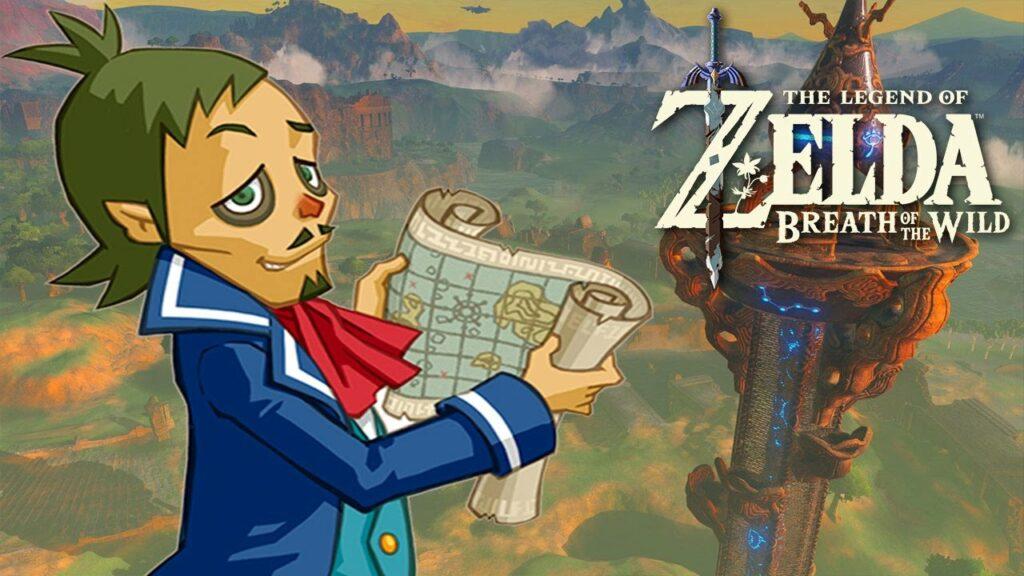 Link: A história dos companheiros em Legend of Allies 37