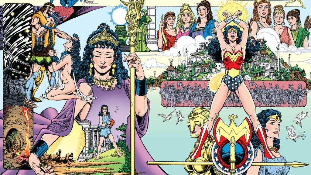 Mulher Maravilha: O que a heroína da DC realmente fazia na década de 1980 16