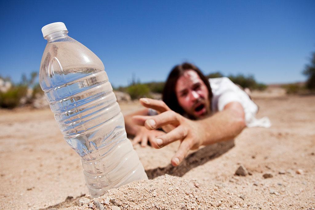 Chaz Powell: Quanto tempo podemos sobreviver sem Água? 13