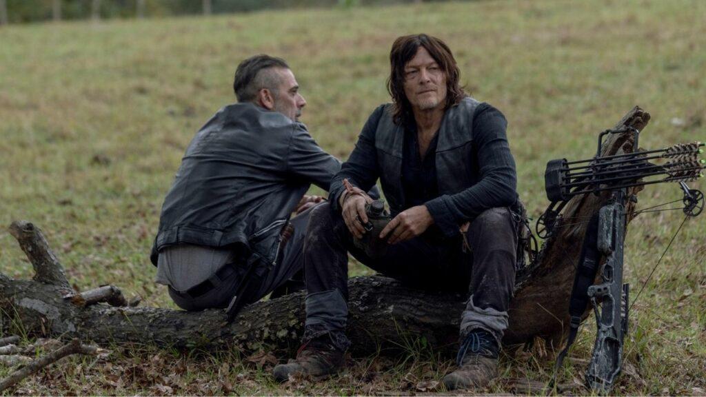 Negan : Redenção; O grande mal de De The Walking Dead, um herói simpático 29