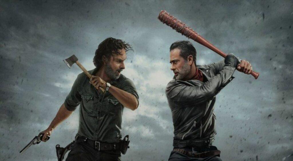 Negan : Redenção; O grande mal de De The Walking Dead, um herói simpático 23