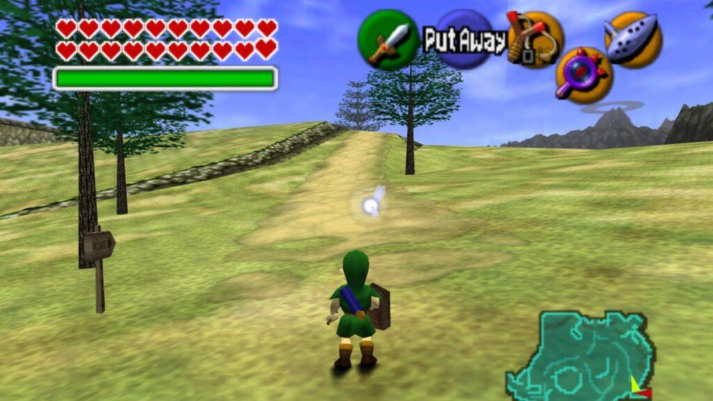 Link: A história dos companheiros em Legend of Allies 29