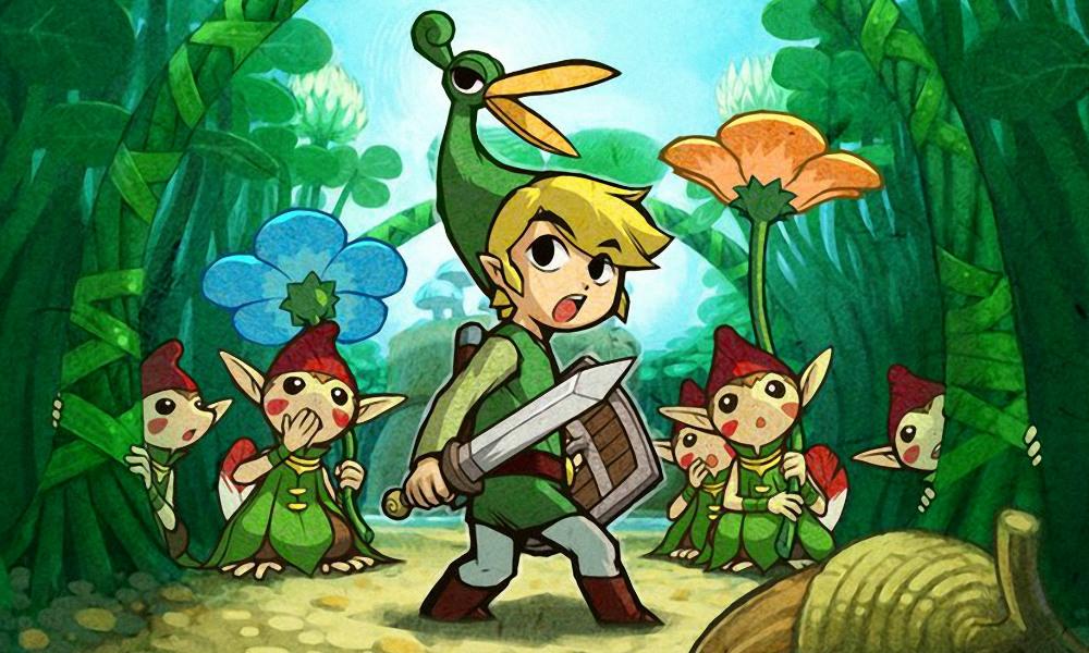 Link: A história dos companheiros em Legend of Allies 34