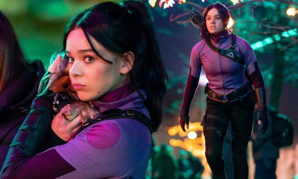 Hailee Steinfeld fala de 'Hawkeye' da Marvel 9