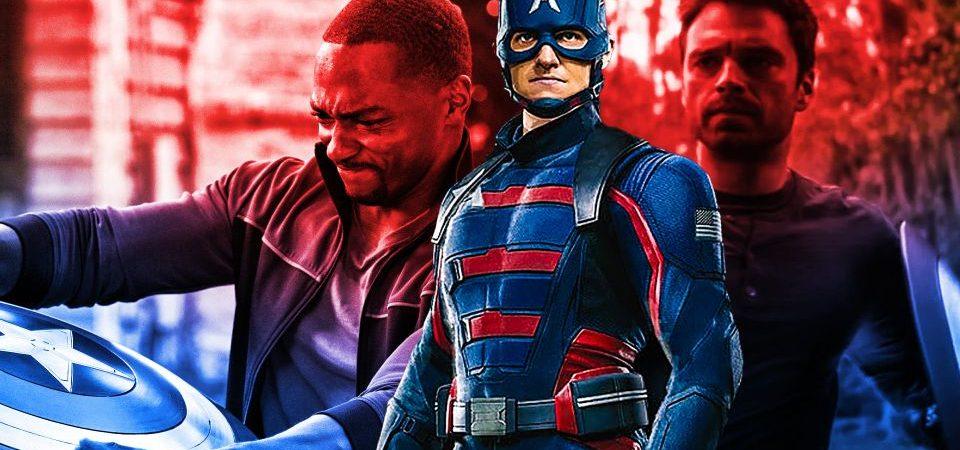 Capitão América: 'O Falcão e o Soldado Invernal' 16