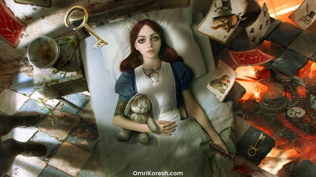 Alice no País das Maravilhas: A Estranha e Maravilhosa história de 'American McGee's Alice' 10