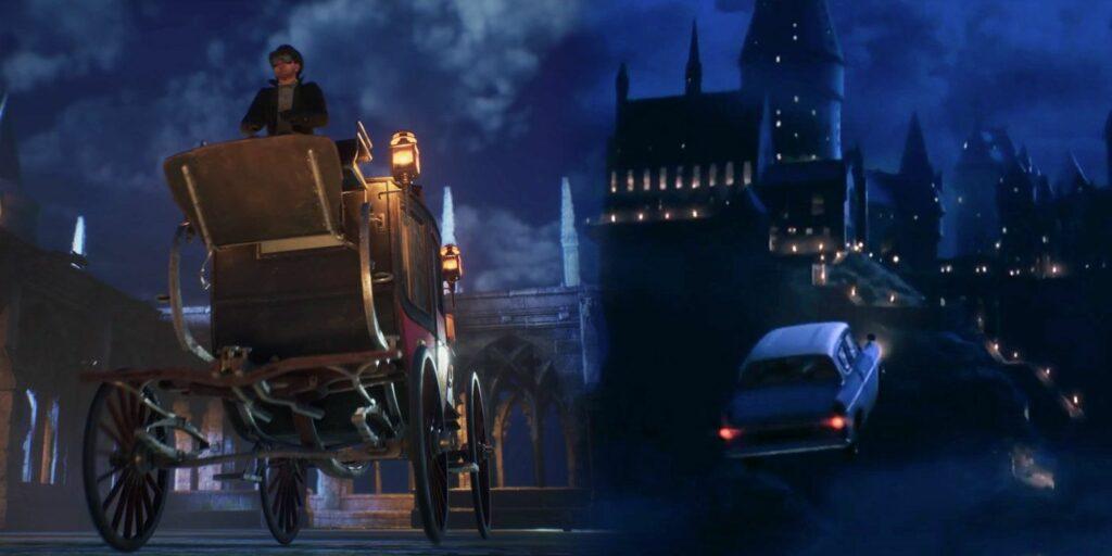 ' Legacy Hogwarts' | Game 11