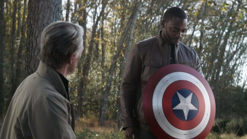 Capitão América: 7 momentos que mostraram que o Falcão era digno do escudo 23