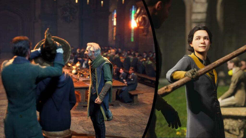 ' Legacy Hogwarts' | Game 10