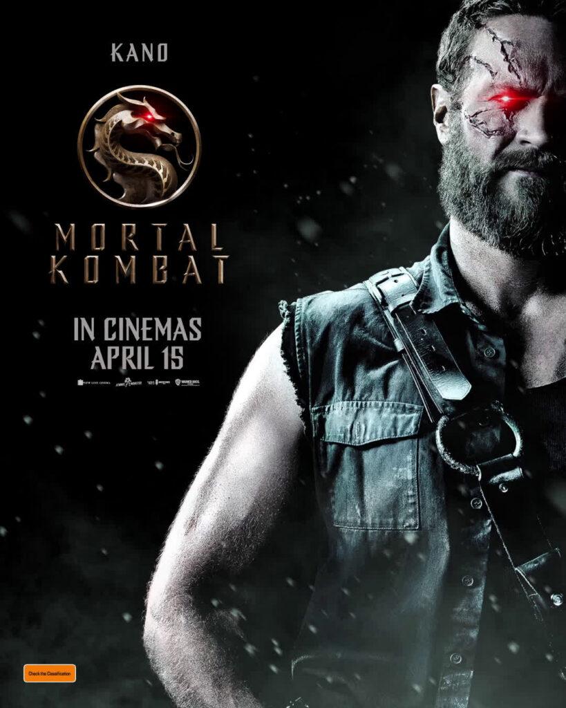 'Mortal Kombat': Como abordou Gore, lutas e salvando Johnny Cage para uma sequência 19