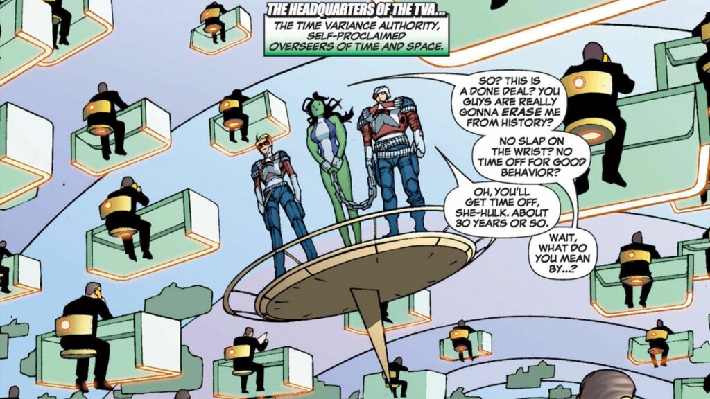 'Loki 's TVA a Kang: The Marvel Time Masters chegando ao MCU 21