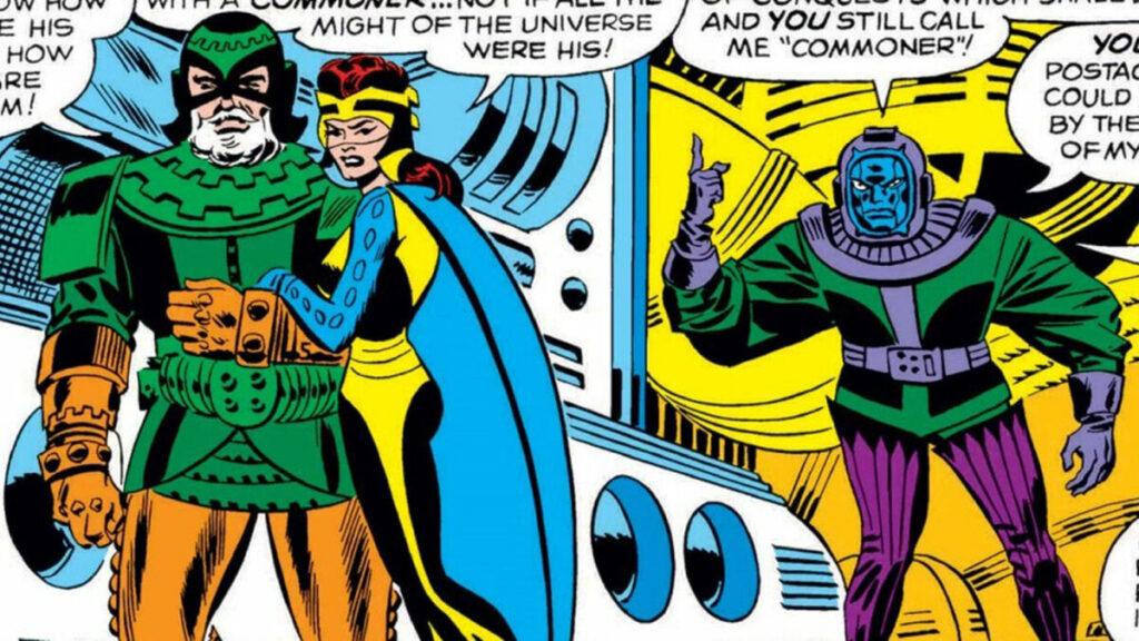 'Loki 's TVA a Kang: The Marvel Time Masters chegando ao MCU 25