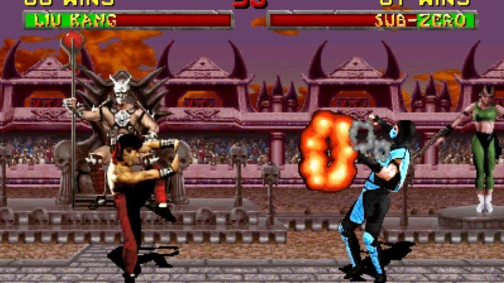 Mortal Kombat: A Estranha e Maravilhosa História 11