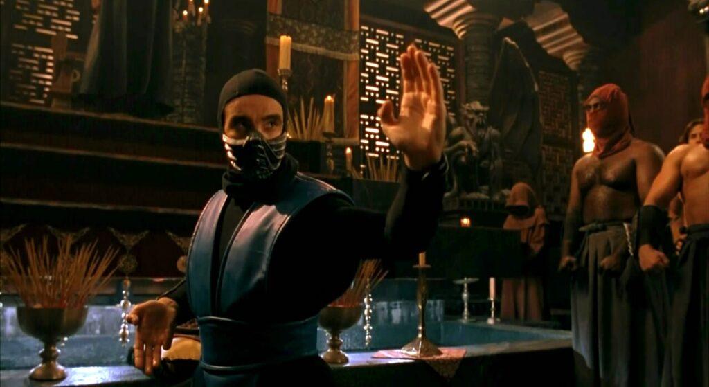 Mortal Kombat: A Estranha e Maravilhosa História 13