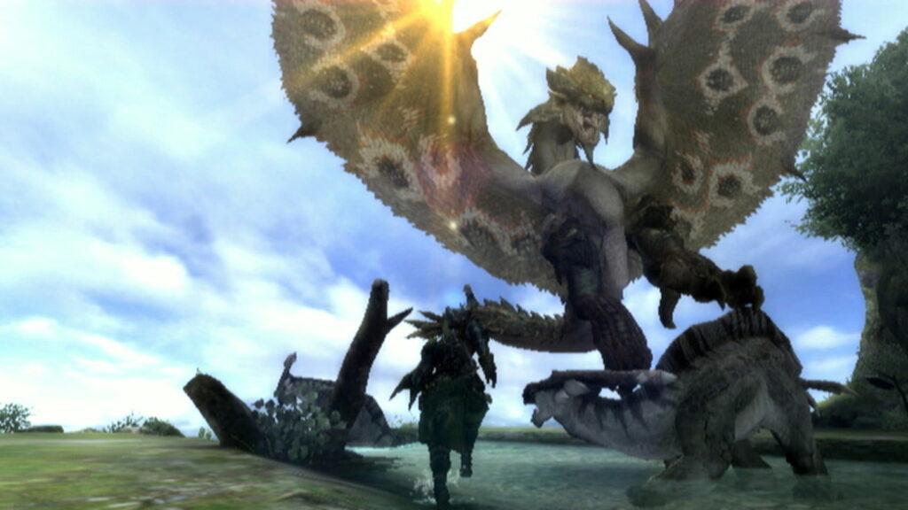 'Monster Hunter': História de origem 13