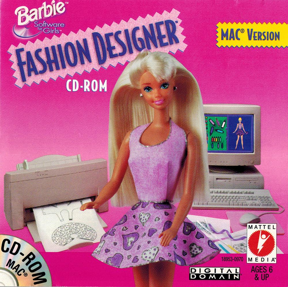 'Barbie Fashion Designer': O legado duradouro 12