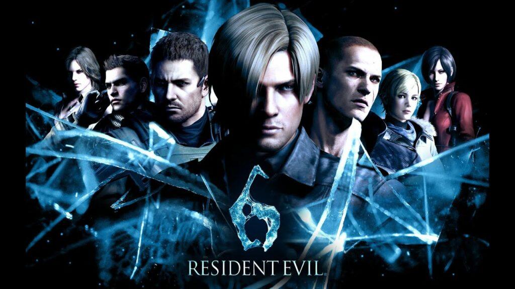 Resident Evil: a história até agora 30
