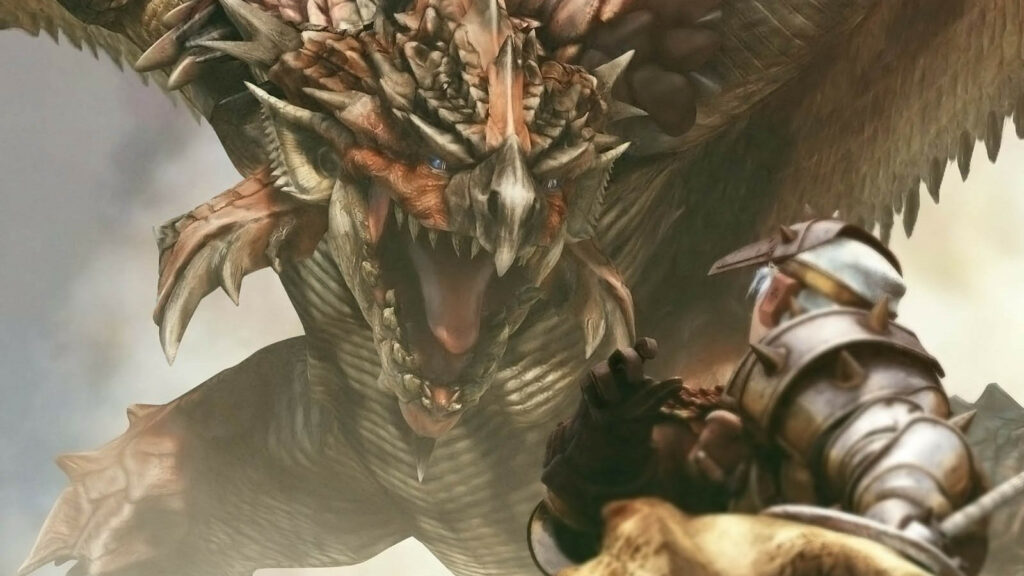 'Monster Hunter': História de origem 14