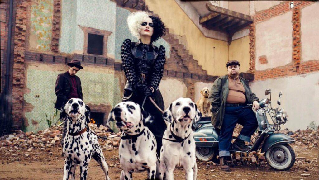 Estella: Uh, alguém pode explicar o fim do novo filme 'Cruella'? 10