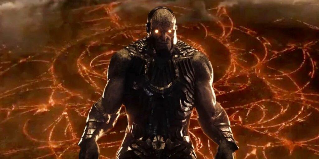 Zack Snyder: Liga da Justiça trazendo à vida os problemas do pai de Steppenwolf 8