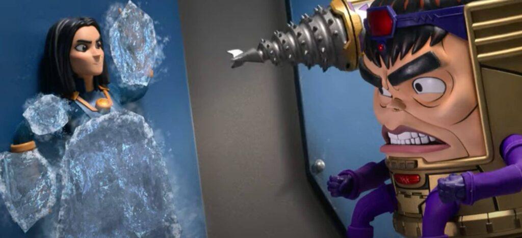 MODOK: o apelo do supervilão mais excêntrico da Marvel 16