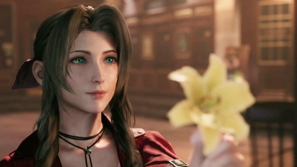 'Final Fantasy VII': História da Origem 27