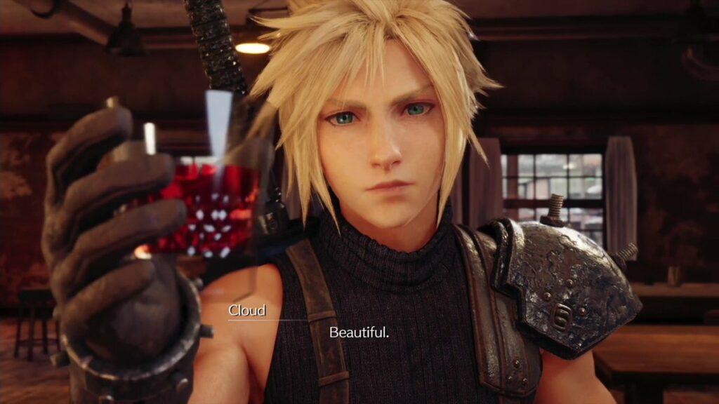 'Final Fantasy VII': História da Origem 29