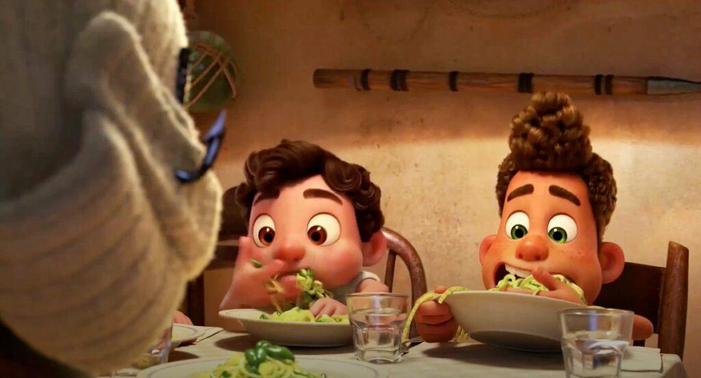 Luca: O que torna um protagonista perfeito da Pixar? 15