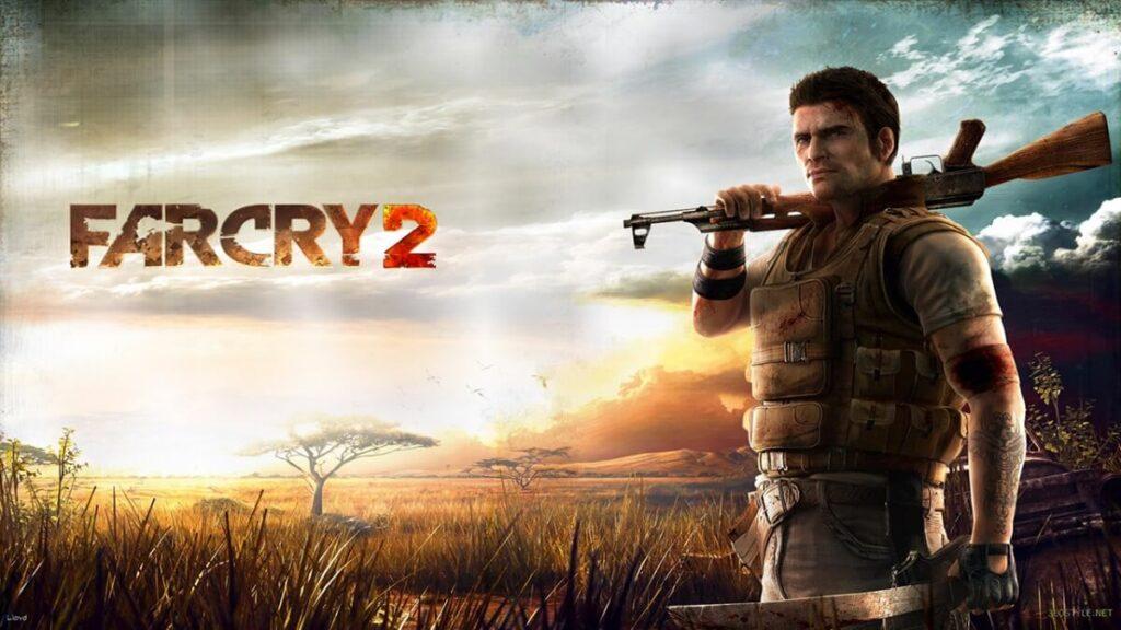 A Evolução de 'Far Cry': 17