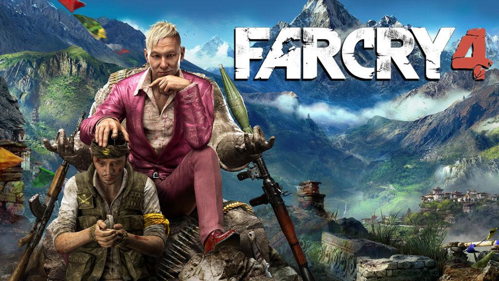 A Evolução de 'Far Cry': 20