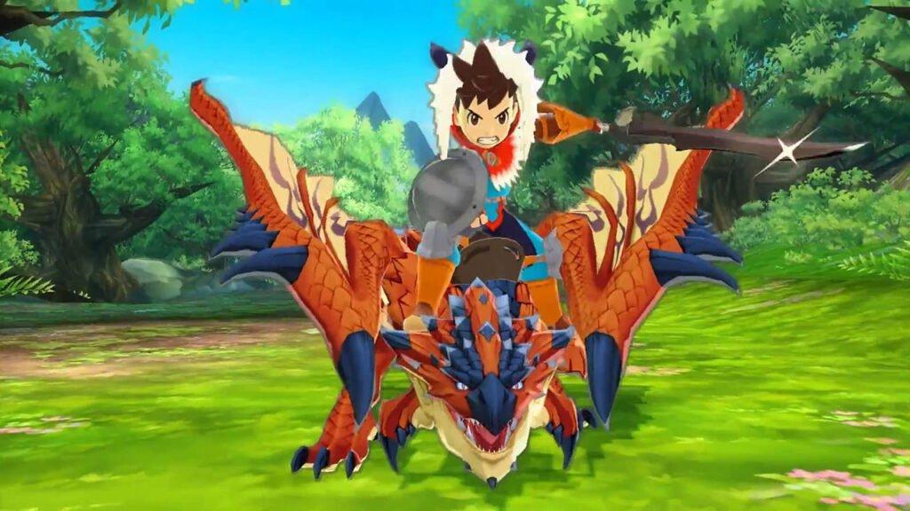 Monster Hunter Stories 2: Wings of Ruin 15